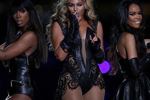 Destiny's Child Super Bowl Performance